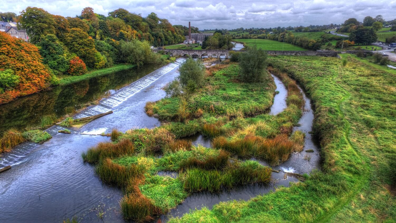 Slane Bridge by Air View Marketing Drogheda