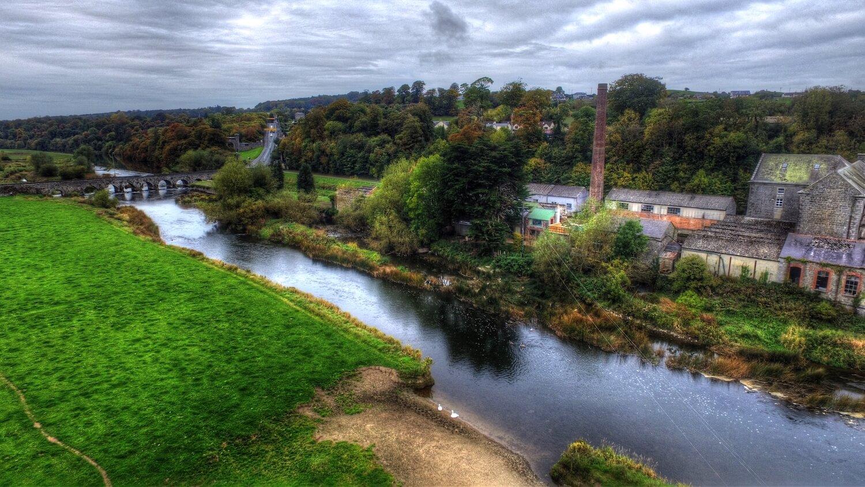 Slane Village by Air View Marketing