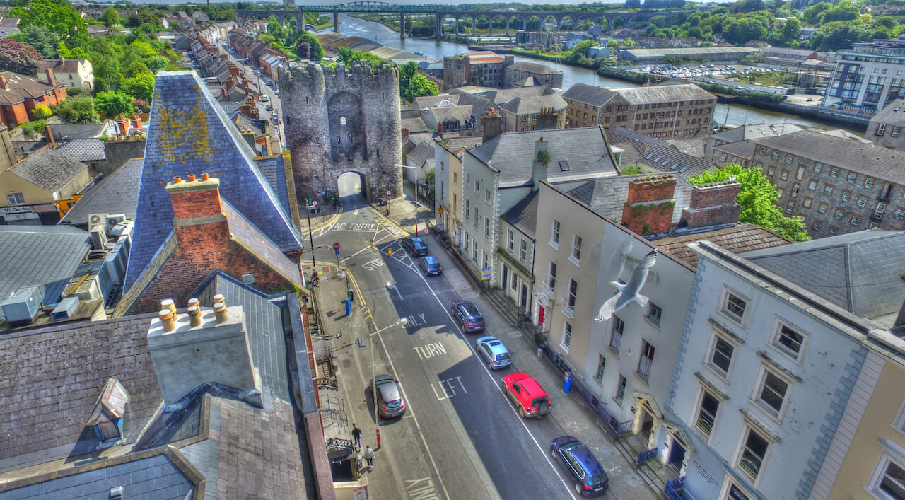 air view marketing drogheda drone photography