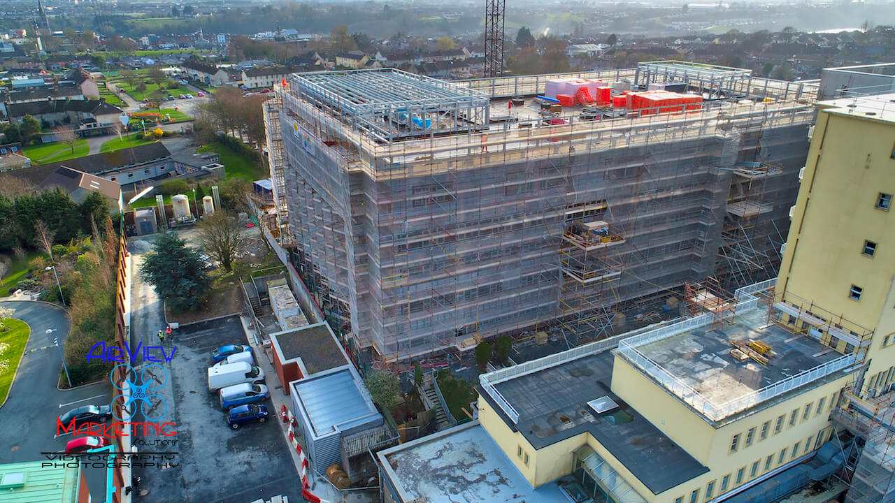 Lourdes Hospital Building Wor