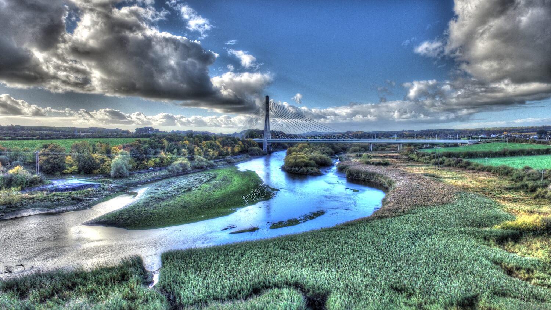 airview marketing drogheda, cable bridge view
