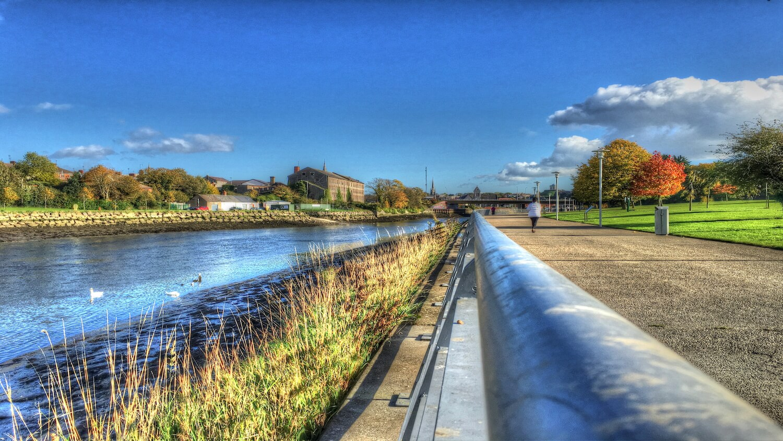 walk along the boyne Drogheda