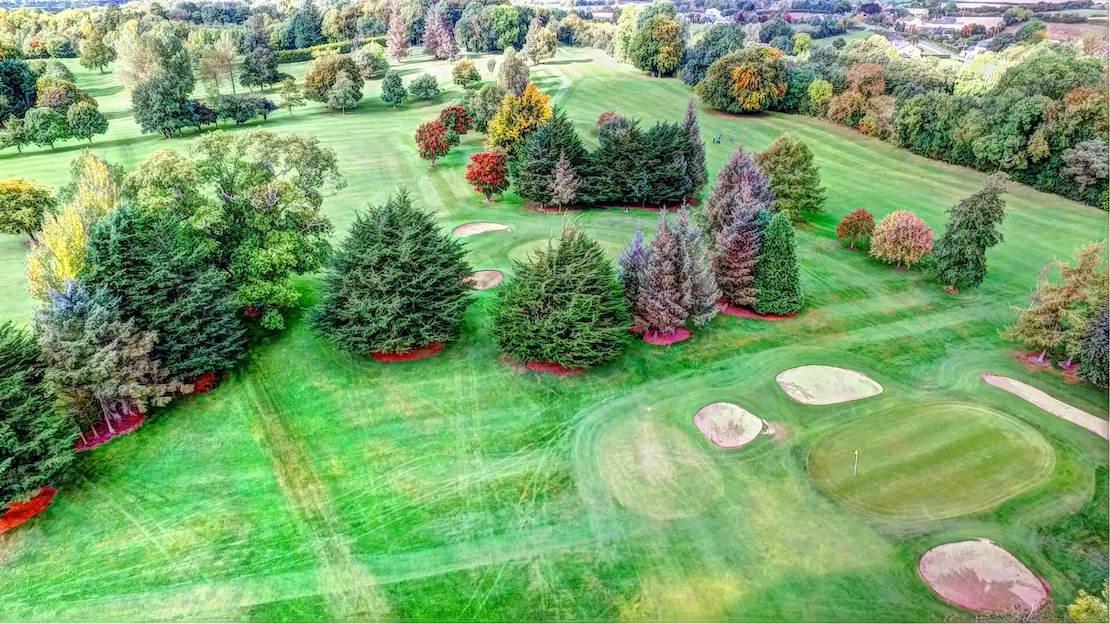 Ardee golf club Co Louth